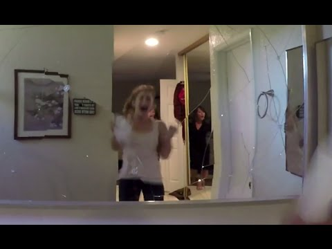Paranormal Activity: The Ghost Dimension: Great Haunted House Scare Prank