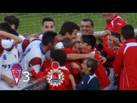 TSK Roces 3-3 UD Gijón Industrial resumen Regional Preferente