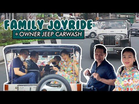 Family Joyride Owner Jeep by Alex Gonzaga