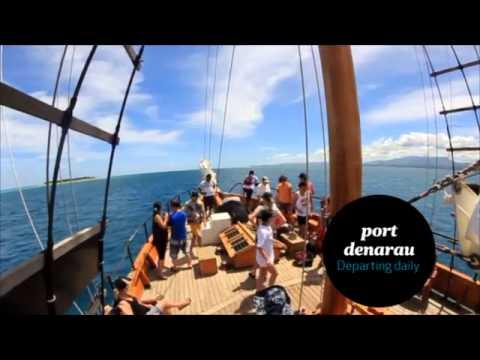 Tivua Island Day Cruise