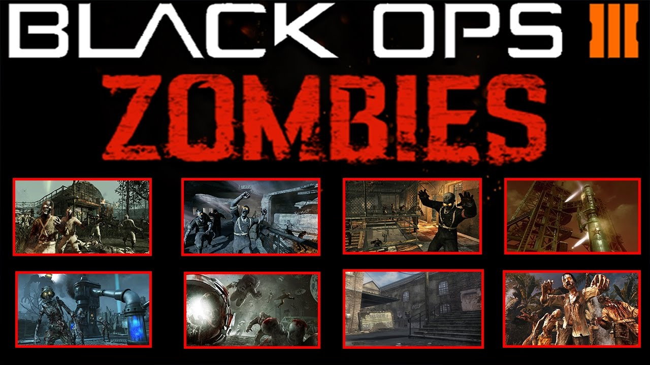 ALL DLC REMASTERED MAPS LEAKED BO Zombies Chronicles - All of us remastered bo3 zombies maps