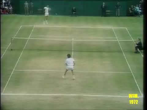 Stan Smith Grand Slam Highlights