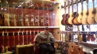 Hilmar Jensson - No1 Guitarshop - Musik i butik