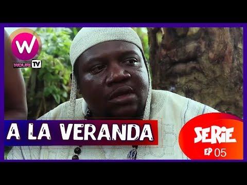A la véranda - Série Africaine - EP 05 (ROT)