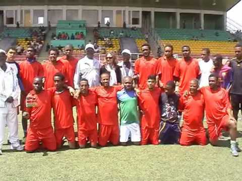 AFRICAN UNION FC vs FRANCOPHONE FC FINALS PART 1/3 ADDISABABA ETHIOPIA