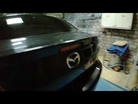 Mazda 3. Полная покраска кузова. Планы предстоящего ремонта.