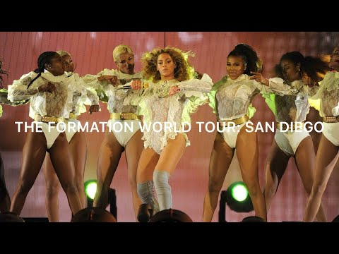 THE FORMATION WORLD TOUR: San Diego