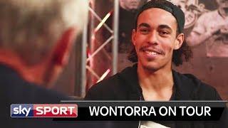 ''Wontorra on Tour'' mit Yussuf Poulsen   Ganze Sendung