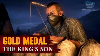 Red Dead Redemption 2 - Mission #82 - The King's Son [Gold Medal]