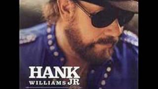 Hank Williams Jr -  The Blues Man