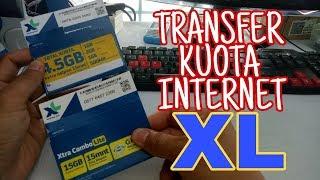 CARA MUDAH TRANSFER KUOTA INTERNET ...
