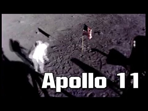 NASA APOLLO 11 16MM ONBOARD FILM: Neil Armstrong / Buzz Aldrin Apollo Moon Landing