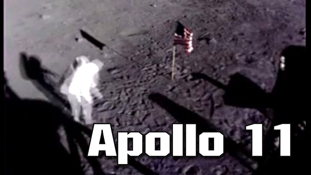 apollo 11 moon landing youtube - photo #19