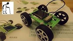 Let's Assemble a Simple Solar Car Kit