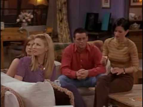 funny butt slapping scene from friends youtube