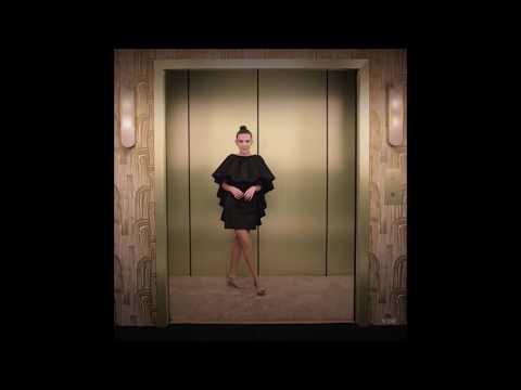 Stranger Things Cast / Golden Globes / Elevator