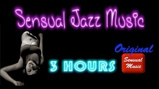 Sensual saxophone music instrumental jazz: 3 Hours of relaxing jazz music playlist video