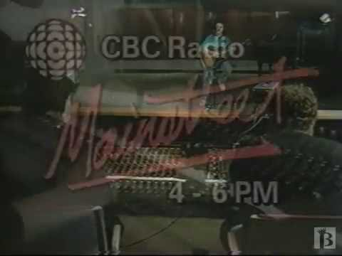 CBC Radio Mainstreet Contest Commercial 1991 Nova Scotia