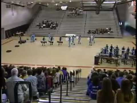 Millennium High School Winter Drumline WGAZ Championships ... Goodyear