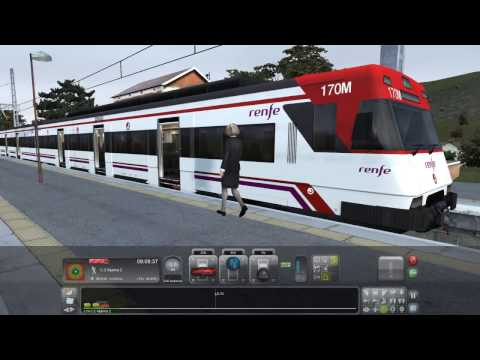 Renfe Cercanías 446 - Railworks Train Simulator 2017