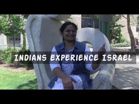 Indians Experience Israel