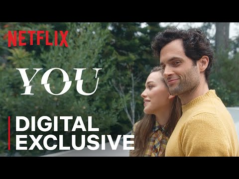 Penn Badgley And The Cast Of You Season 2 Prank Victoria Pedretti | Netflix