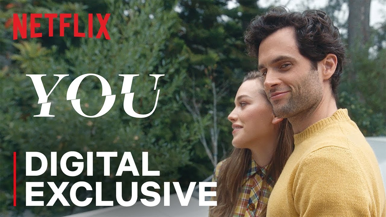 Penn Badgley And The Cast Of You Season 2 Prank Victoria Pedretti Netflix Youtube