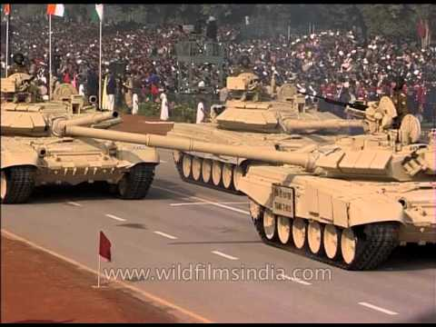 T72 or T90 S Tanks used by Indian Army