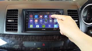 Proton Inspira - Cogoo Android GPS Universal Player without DVD - By Onebiz.com.my