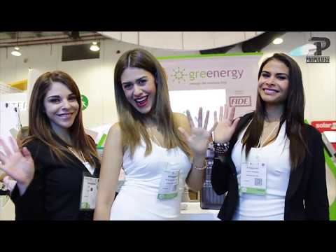 Highlights The Green Expo y Aquatech 2017.  WTC, Mexico City