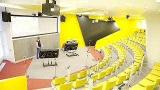 оборудование для конференц-зала компании «Яндекс»