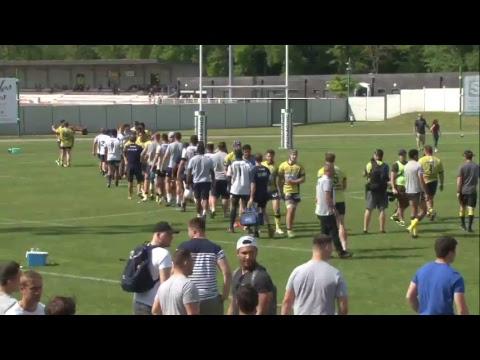 Rugby / Espoirs (demi-finale) :  ASM - Agen