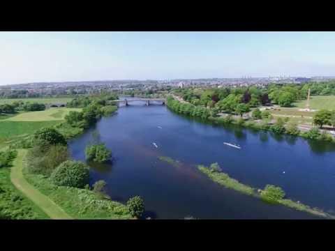 River Dee, Aberdeen, Duthie Park