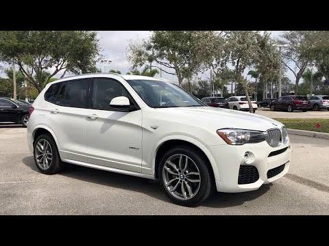 2017 BMW X3 West Palm Beach, Palm Beach Gardens, Royal Palm Beach, Wellington, Near Me PRCV90018