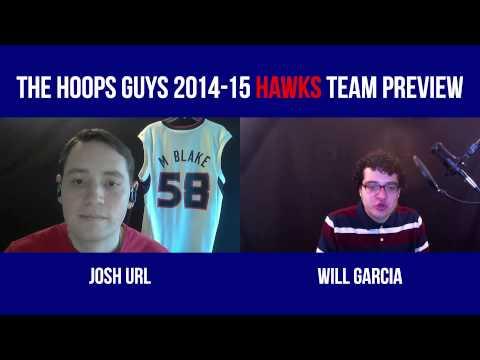 2014-15 Atlanta Hawks NBA Team Preview Podcast