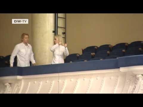 Estonian Conductor Anu Tali | euromaxx