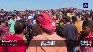 جلسة طارئة في مجلس الأمن تبحث مجزرة الاحتلال في غزة - (15-5-2018)