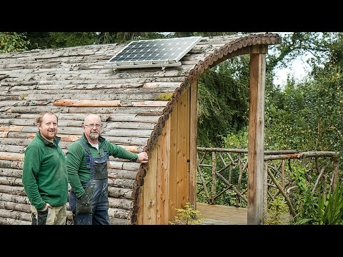 Building modular cabins & glamping pods in Wales