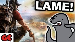 KOOP ohne Gameplay... LAAANGWEILIG – Mein Problem mit Ghost Recon Wildlands