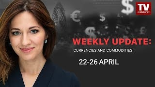 InstaForex tv news: Market dynamics: currencies and commodities (April 22 - 26)