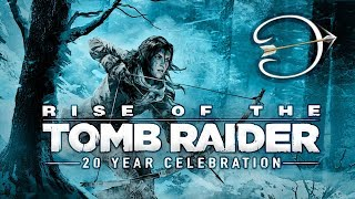 [LIVE] Rise of the Tomb Raider - gameplay casual bday