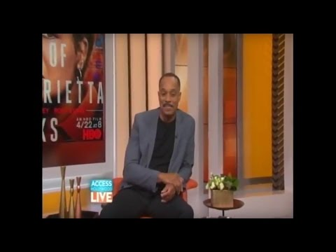 Rocky Carroll  Access Hollywood Live