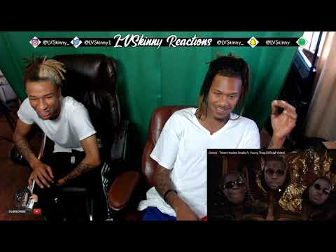 Gunna - Three Headed Snake ft. Young Thug (Reaction Video)