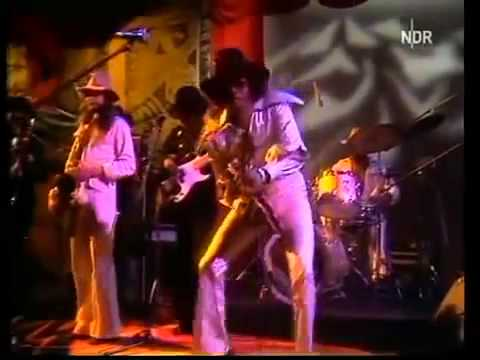 "Johnny 'Guitar' Watson - ""Gangster Of Love"" (Live, Musikladen TV, 1977)"