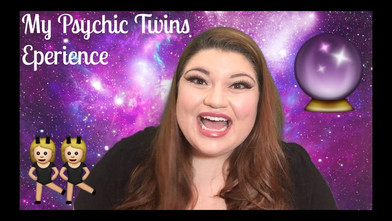 My PSYCHIC TWINS Reading Experience!