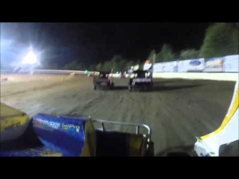 NASCAR Crew Challenge - Cole Whitt - Hamlin Speedway - Allstar Slignshot
