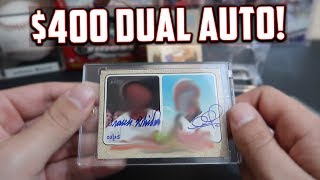 $400 DUAL AUTO PULL! 2017 Topps Heritage High Number | PACK WARS