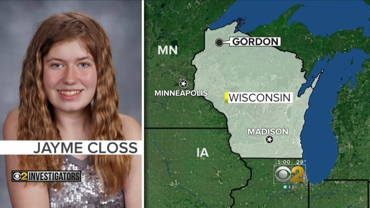 Details Emerge On Jayme Closs Escape From Her Kidnapper