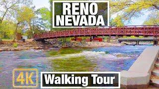 Reno nevada - truckee river walk ...