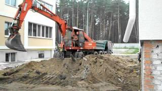 Установка дринажных систем для водоотвода. Будсфера(Благоустройство и очистка вокруг домов строительной компанией